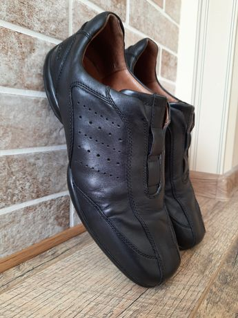 Туфли муж Josef Seibel раз 43(28,5 см) ц 650 гр(ориг.кожа,отл.сост)