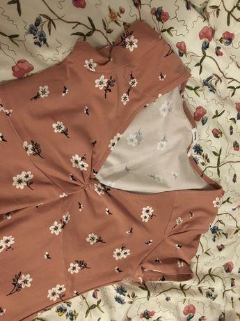 Sukienka w kwiaty sinsay