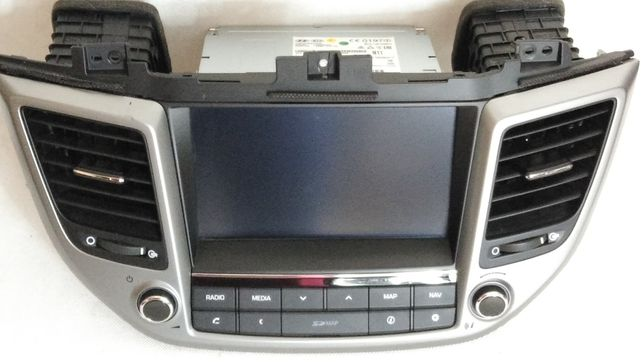 Hyundai Tucson Radio Nawigacja LAN5220EHTL stan BDB.
