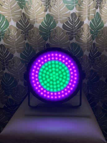 Led par panel pixel светомузыка цветомузыка светодиодный пар прожектор
