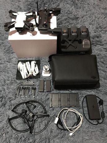 Dron DJI SPARK FLY MORE COMBO + dodatkowa bateria oraz akcesoria
