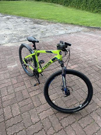 Rower rockrider 520 hamulce tarczowe rozmiar l