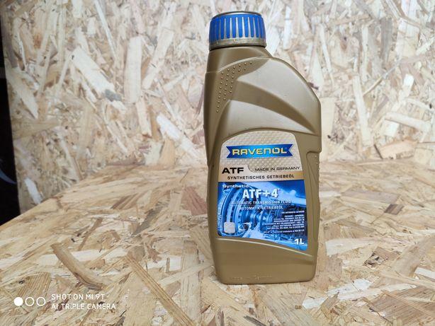 Olej do Automatycznej skrzyni biegów Ravenol +4  1L- Wyprzedaż