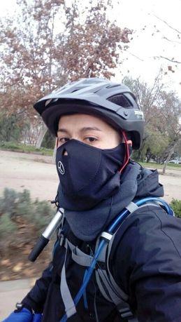 Nowa maska termoaktywna.