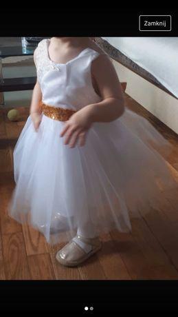 Sukienka balowa TUTU