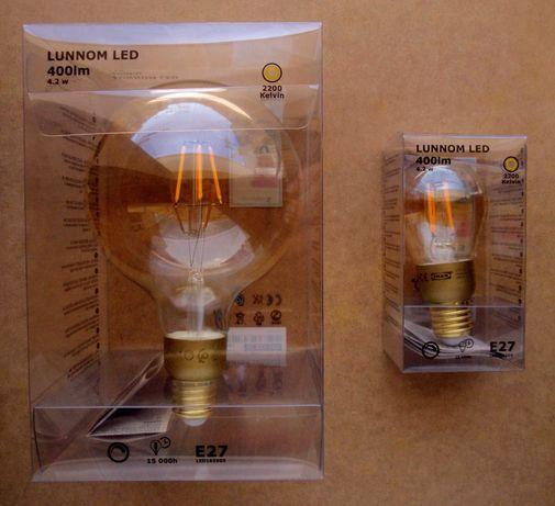 IKEA Novos glObos Lampadas LED Regulaveis Tampa Lavatorio Dobradicas