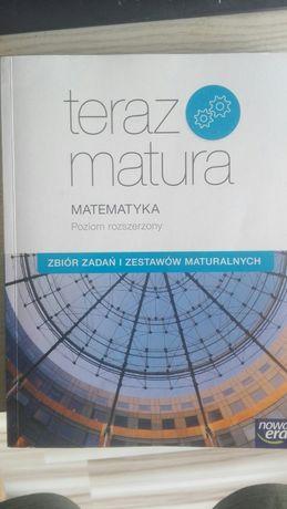 Teraz matura matematyka zbiór zadań i zestawów maturalnych