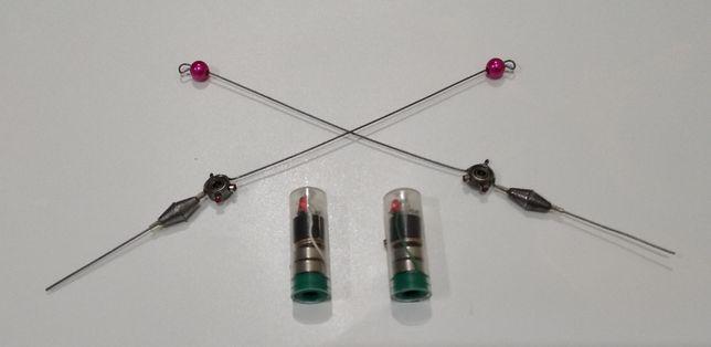 Сигнализатор поклевки светозвуковой, зимний