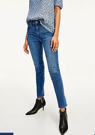 Джинси жіночі джинсы женские штани штаны брюки Tommy Hilfiger