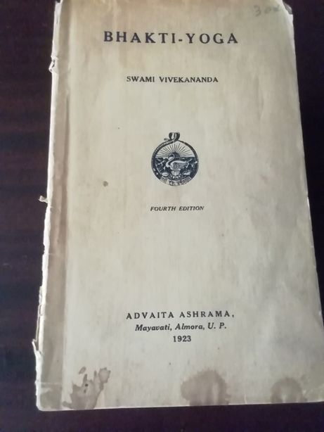 Bhakti yoga by Swami Vivekananda