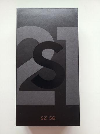 Samsung S21 5G ,Phantom Gray,SM-G991U1, 8/128Gb, Snapdragon 888,НОВЫЙ
