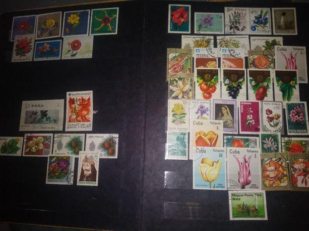 Znaczki pocztowe 360sztuk z różnych stron świata