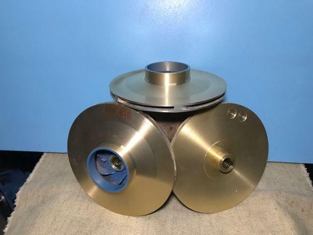 Рабочее колесо насоса Sprut HPF 550; DTm 30; ADK 30; 2DK 17; СНВ-80.