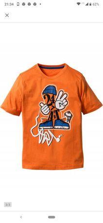 Nowa koszulka chłopięca rozmiar 176