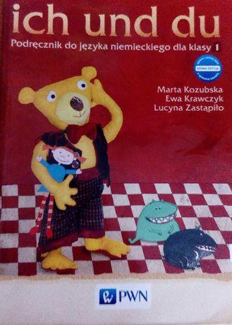 Podręcznik do języka niemieckiego do klasy 1