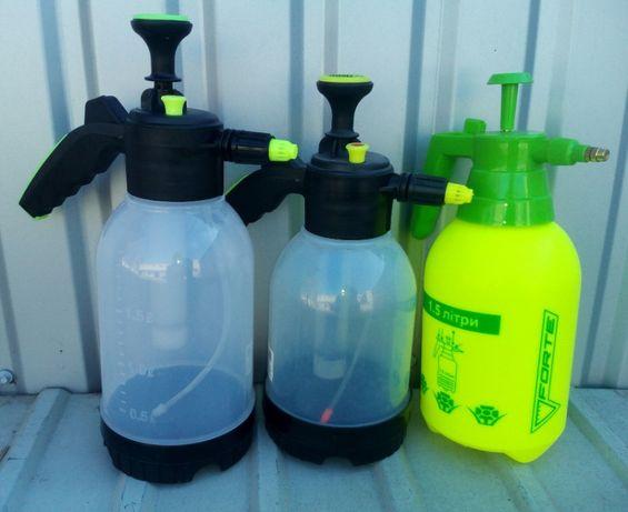 Опрыскиватели для сада и дезинфекции от 1,5 до 18 литров.