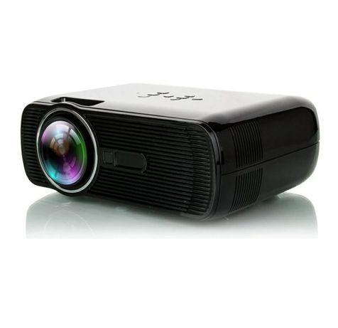 Projetor led 2300 lumens/MULTI-SCREEN/1080p (NOVOS)