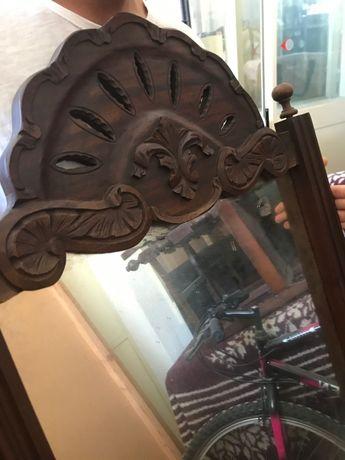 Espelho Antigo para Recuperar