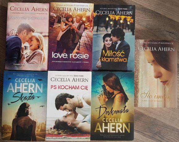 Cecelia Ahern Ps. Kocham Cię love, rosie Miłość i kłamstwa Skaza