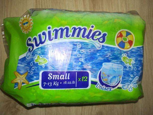 Pieluchy na basen do pływania