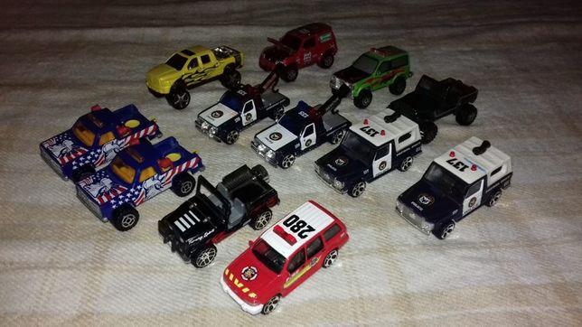 Маленькие машины