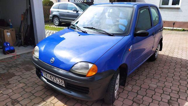Fiat Seicento 0.9 2001r.