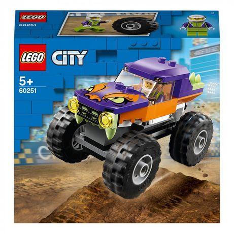 LEGO City Грузовик-монстр 60251