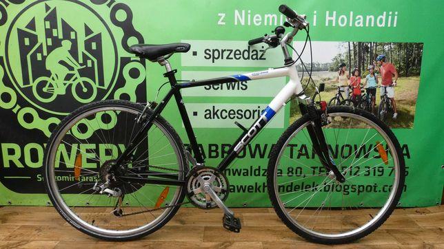 Rower SCOTT ATACAMA - crossowy, koła 28, aluminiowy, amor Rst
