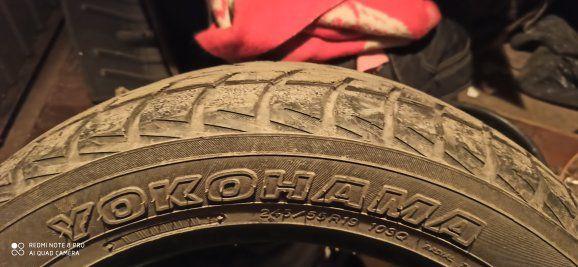 Зимние шины 245/55 R19 Yokohama