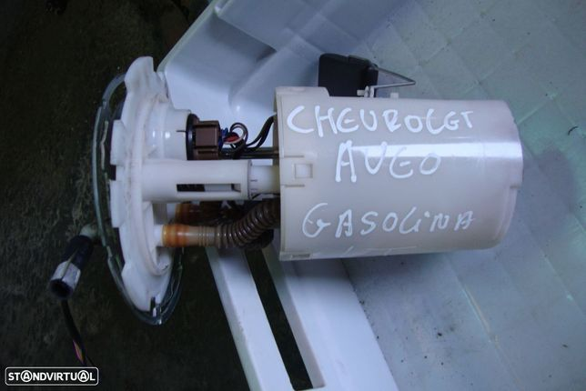 Bomba do depósito de combustível Chevrolet Aveo, gasolina