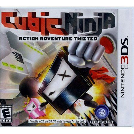 Cubic Ninja 3DS necessario para brick