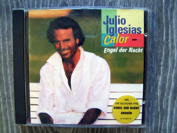Julio Iglesias - Calor - Engel Der Nacht (1992)