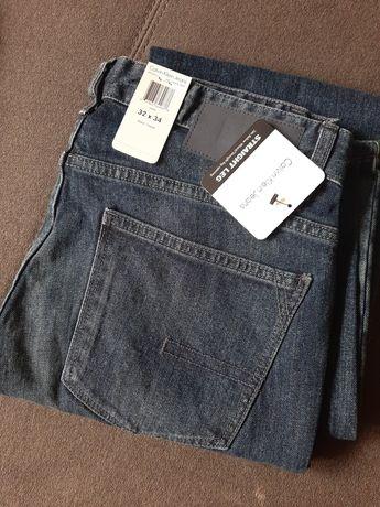 Spodnie męski jeans Calvin Klein 32/34