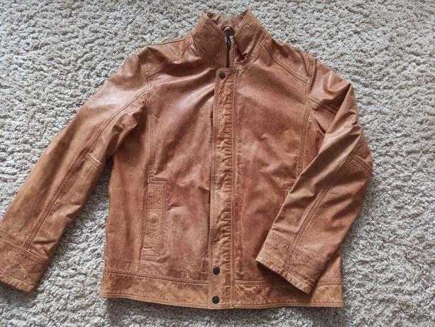 Куртка кожаная для настоящего мужчины