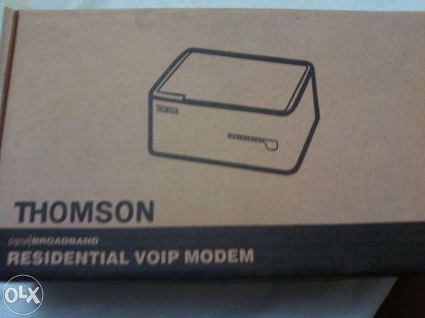 Modem Thomson novo em caixa