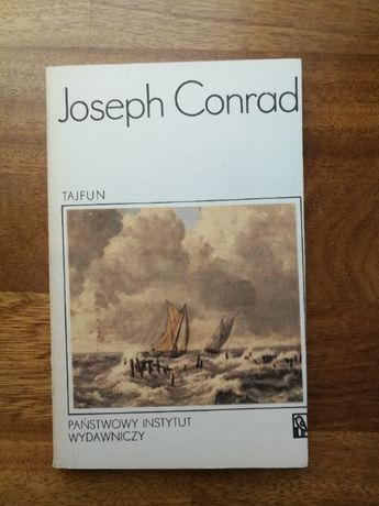 Joseph Conrad Tajfun