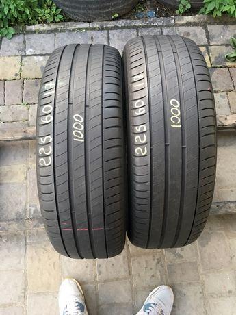 Шини резина 225/60r17 Michelin Primacy3 5-6mm 2шт. Лето летние