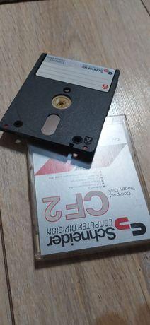 Dyskietka nagrana Amstrad Schneider cpc 664 lub 6128 Maxell CF2