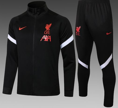 Fato Treino Liverpool, Chelsea, Barcelona, Dortmund e Milan 2021/2022