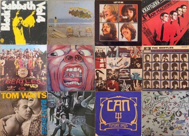 Lista discos vinil
