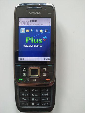 Nokia e66 w ładnym stanie