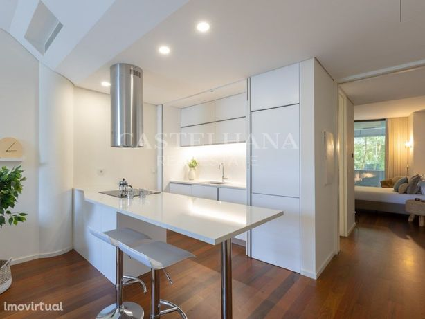 Apartamento T1 duplex à beira rio, Vila Nova de Gaia