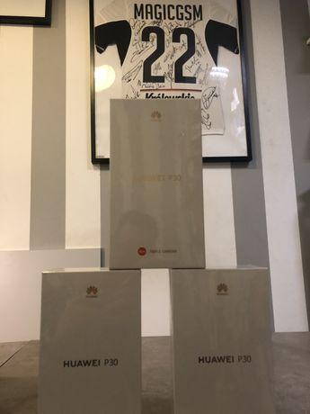 Nowy Huawei P30 Dual sim Black, Autora,Crystal z PL Dystrybucja Sklep