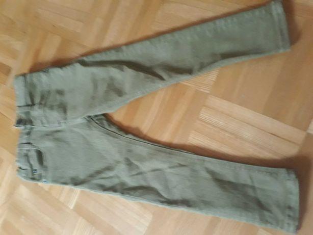 Spodnie jeans zara 104