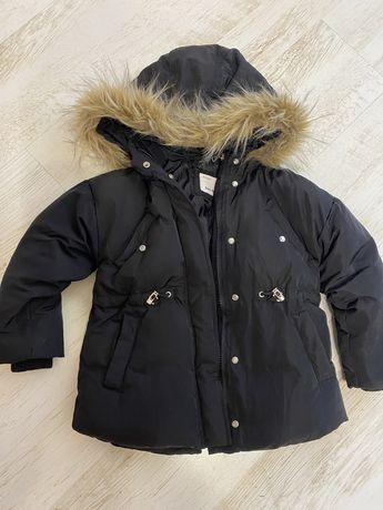 Куртка zara kids 6-7 лет 110-116-122