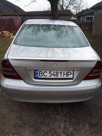Продаж Mercedes c200 2001р