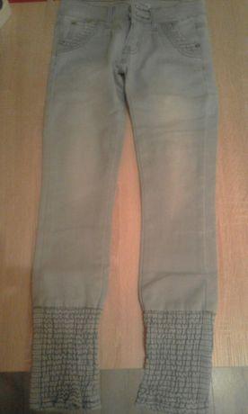 Śliczne jeansowe spodnie/rurki