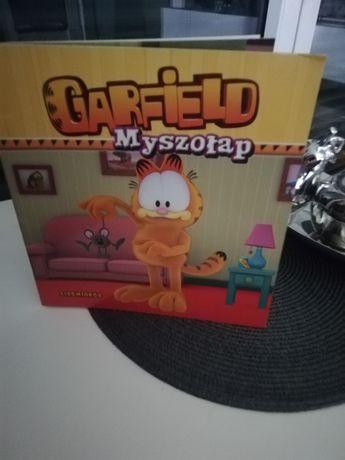 Garfield myszołap książka dla dzieci