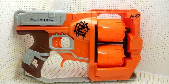 Пистолет Nerf Flipfury