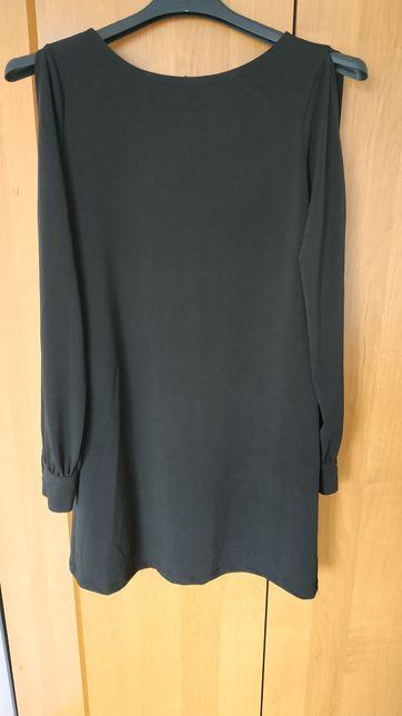 Mała czarna sukienka, sukienka na sylwestra, elegancka sukienka